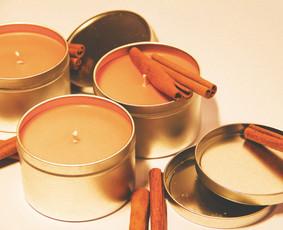 DeiKo Art rankų darbo žvakės tavo ir draugo palangei