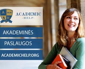 Akademinė Pagalba