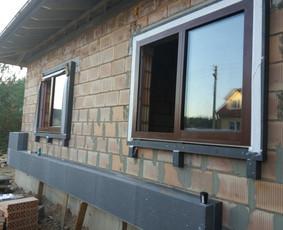 Plastiko, Aliuminio, Medžio profilio langai,durys,pertvaros / UAB JUSTIGNA / Darbų pavyzdys ID 405969