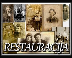 Nuotraukų  restauracija