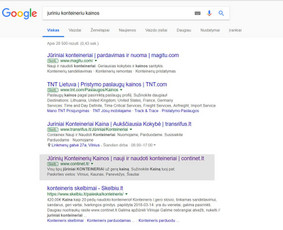 Interneto puslpių kūrimas, Google Ads, Facebook reklama