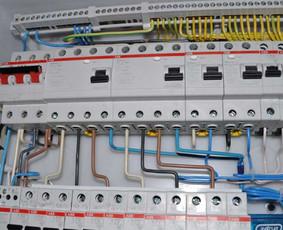 Kvalifikuoti elektros instaliacijos darbai