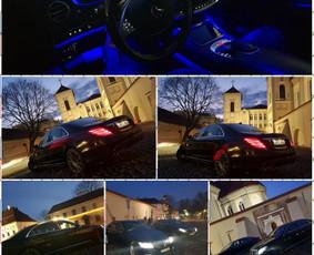 Prabangių automobilių nuoma Kaune, Vilniuje, Klaipėdoje... / Arnoldo transportas ir taksi, MB / Darbų pavyzdys ID 412925