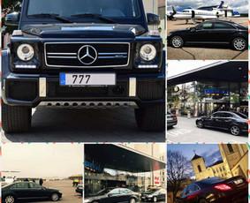 Prabangių automobilių nuoma Kaune, Vilniuje, Klaipėdoje... / Arnoldo transportas ir taksi, MB / Darbų pavyzdys ID 412927