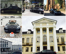 Prabangių automobilių nuoma Kaune, Vilniuje, Klaipėdoje... / Arnoldo transportas ir taksi, MB / Darbų pavyzdys ID 412929