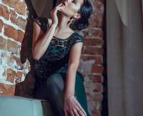 Makiažas, Suknelių nuoma, Stilizuotos fotosesijos, Stilistė