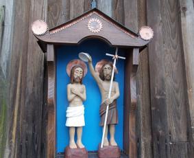 Kryžiai, koplytstulpiai, koplytėlės / Tomas Stambrauskas / Darbų pavyzdys ID 415181
