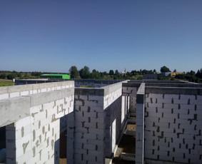 Statybos projektų organizavimas, techninė priežiūra / Aleksandr / Darbų pavyzdys ID 417473