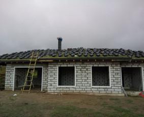 Statybos projektų organizavimas, techninė priežiūra / Aleksandr / Darbų pavyzdys ID 417479