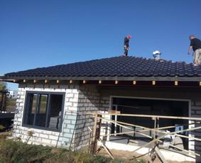 Statybos projektų organizavimas, techninė priežiūra / Aleksandr / Darbų pavyzdys ID 417481