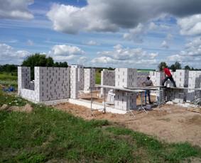 Statybos projektų organizavimas, techninė priežiūra