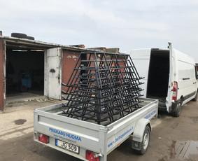 Plieno Vizija - metalo konstrukcijos ir gaminiai / Marius Vyšniauskas / Darbų pavyzdys ID 419985