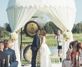 Kupolo nuoma išvažiuojamai ceremonijai