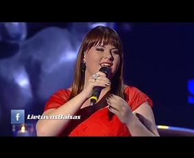 Liana Pušnova dainininkė - vedėja !