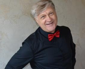 Muzikantas Alvydas.