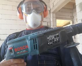 Elektros instaliavimo, remonto ir priežiūros darbai