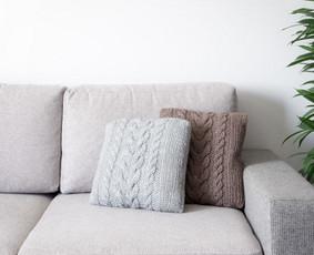 Dekoratyvinės pagalvės.
