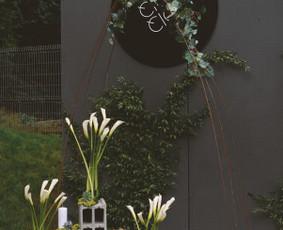 Baltos Avelės. Renginių organizavimas, dekoras, floristika. / Gintarė Kazakauskienė / Darbų pavyzdys ID 450997