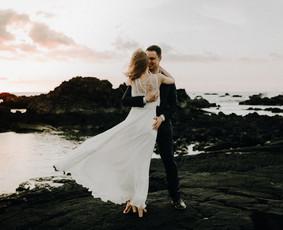 Vestuvės Havajuose