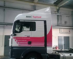 Reklama ant transporto, lipdukų gamyba, lauko/vidaus reklama / Trigalvis.lt / Darbų pavyzdys ID 451441