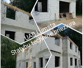 Statybos dokumentų konsultantas -statybos techninė priežiūra / UAB LUMSTA / Darbų pavyzdys ID 455713