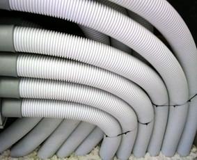 Vėdinimo sistemos rekuperacinės sistemos, kondicionavimas
