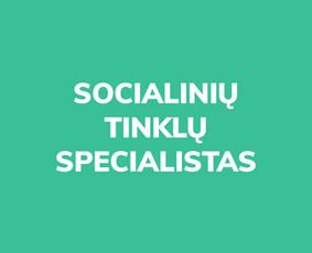 Socialinių tinklų marketingas ir turinio kūrimas