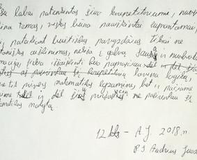 Matematikos pamokos Šilainiuose ir Laisvės al.