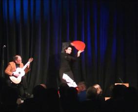 Gausių ovacijų sulaukęs gitaros ir flamenko šokio duetas koncertuoja ne tik scenose, bet ir įvairių švenčių metu. Platus ir įvairus atlikėjų repertuaras puikiai atitinka visus publikos l ...