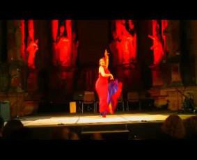 Keli įspūdingi flamenko solo šokiai su fonograma programos paįvairinimui.