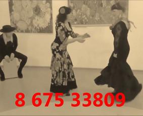 Tai flamenko kultūros dalis, kai dalyvauja visi. Pasirodymo metu svečiai ne tik stebi šokį, bet ir patys dalyvauja tam tikra forma. Labai šilta, apjungianti visus nuotaika, įaudrinanti visą at ...