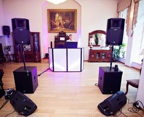Pro Disco - DJ, įgarsinimas, apšvietimas, atlikėjai, vedėjai