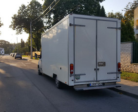 Baldų pervežimas Vilniuje
