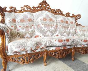 Rokoko stiliaus baldai