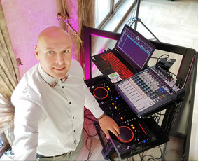Renginių vedėjas,atlikėjas,DJ paslaugos