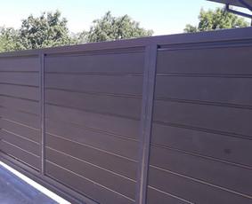 wpc tvora ir vartai