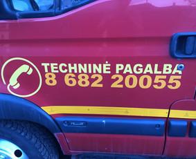 Technine Pagalba Kelyje