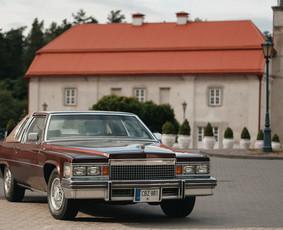 Tobulas Cadillac DeVille Coupe