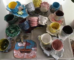 Keramika vaikams ir suaugusiems