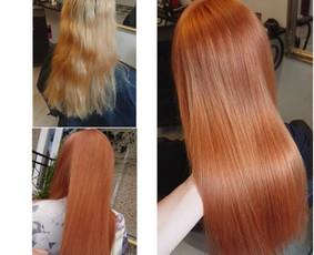 Plaukų Stilistė/Koloristė