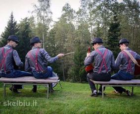 Muzikantai - grupė Kupiūra