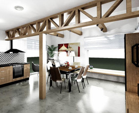 Interjero dizaino paslaugos – nuo konsultacijos iki projekto / Lolita Galdikaitė / Darbų pavyzdys ID 474417