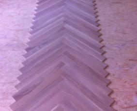 Darbai su medinėmis grindimis: klojimas, šlifavimas...
