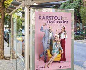 Grafikos dizainerė / Reklamos gamyba / Vita Kitova / Darbų pavyzdys ID 475385