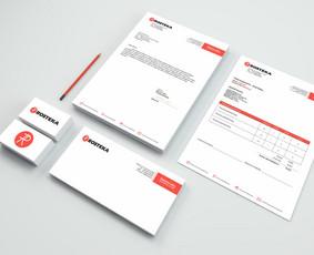 Grafikos dizainerė / Reklamos gamyba / Vita Kitova / Darbų pavyzdys ID 475405