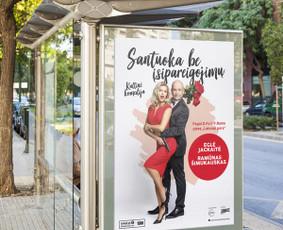 Grafikos dizainerė / Reklamos gamyba / Vita Kitova / Darbų pavyzdys ID 475413