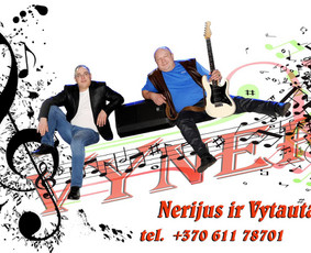 Muzikantas, dainininkas, grupė / Nerijus Mongirdas / Darbų pavyzdys ID 475693