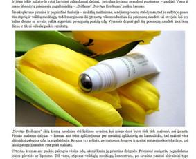 """Klientas: """"Oriflame Cosmetics"""". Produktų apžvalgos."""