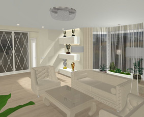 Interjero projektavimas, dizainas, dekoravimas / Dinicė, MB / Darbų pavyzdys ID 479409