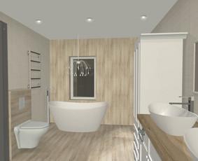 Interjero projektavimas, dizainas, dekoravimas / Dinicė, MB / Darbų pavyzdys ID 479423